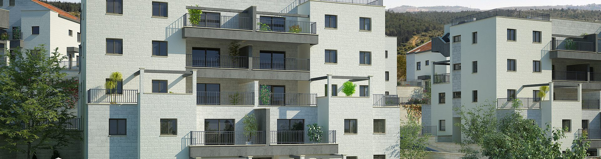 New apartments for sale in Marom Hadas