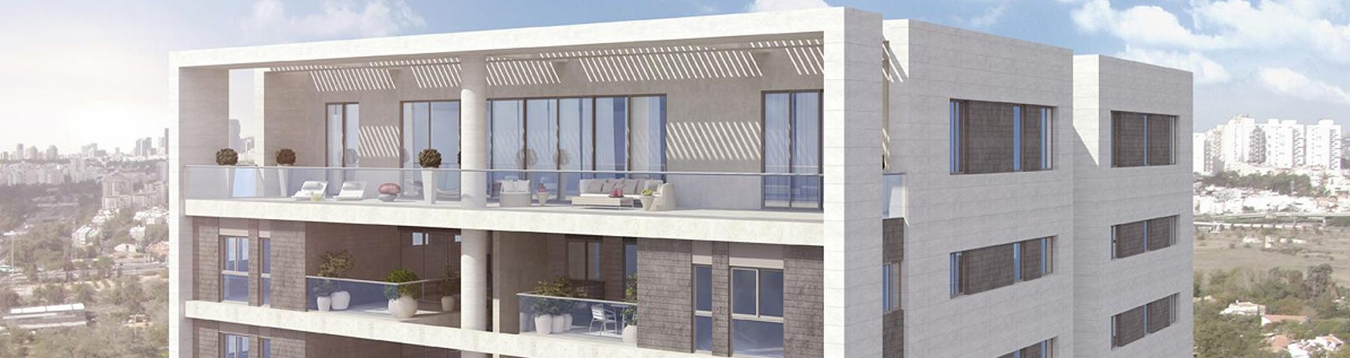 New apartments in Ramat Gan