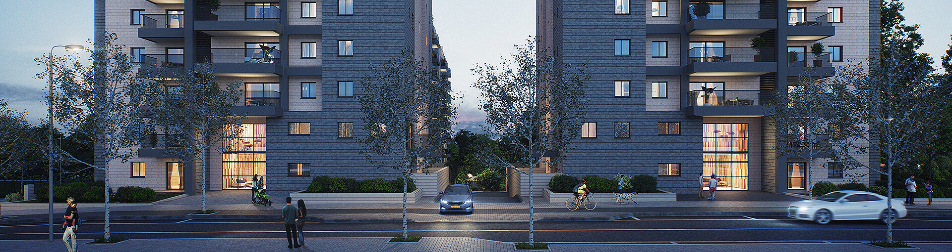New apartments for sale in Rishon Lezion