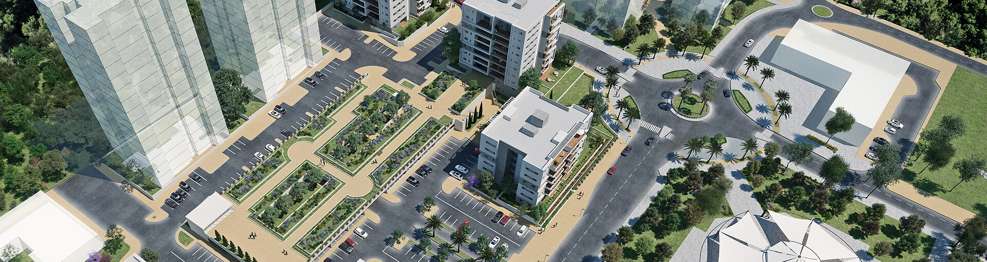 New apartments in Nahariya